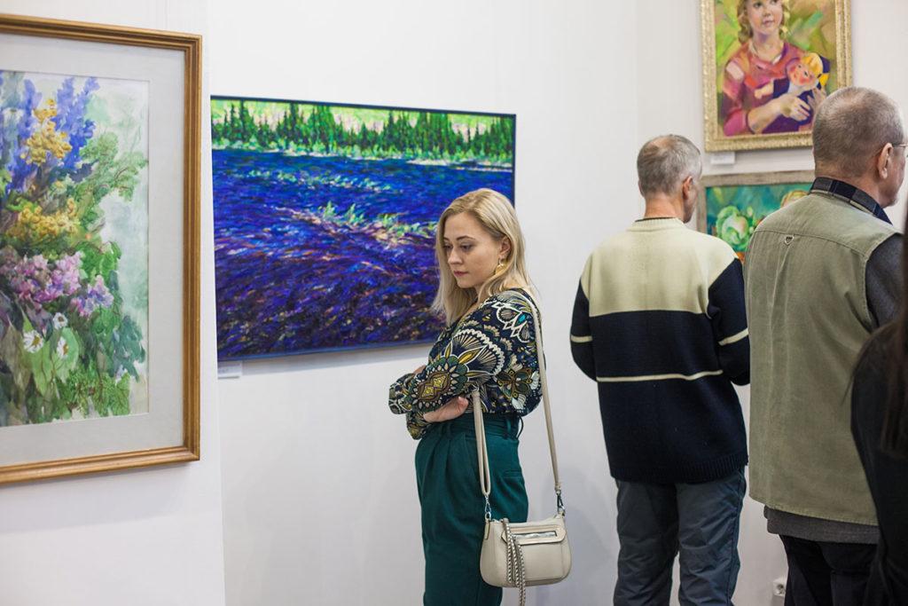 Рождественская выставка 2018-2019
